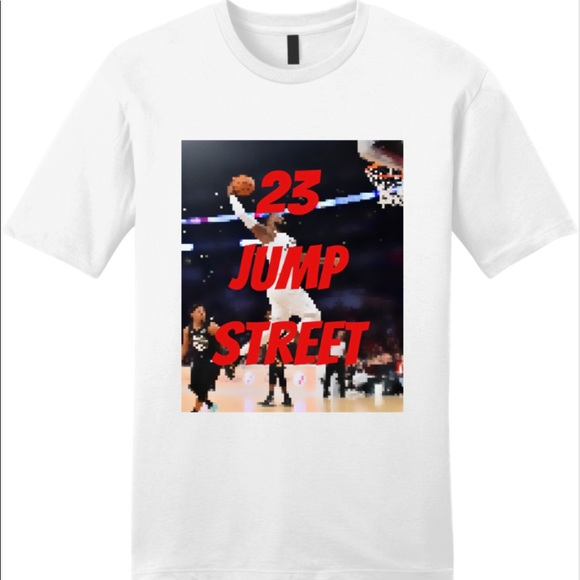 68b0b50b 23 Jump St. Shirts | Basketball Lebron James Tshirt Price Not 100 ...